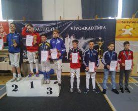 3. helyezett Bognár Barna